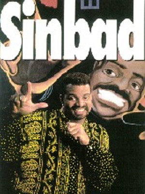 Sinbad at Apollo Theater