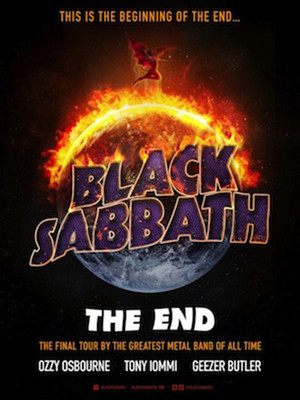 Black Sabbath at Barclays Center