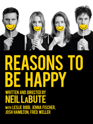 Reasons To Be Happy at Lucille Lortel Theater