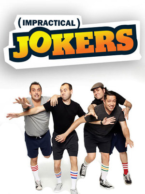Cast Of Impractical Jokers at Palace Theatre - Albany