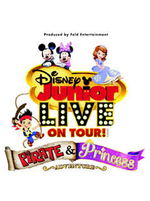 Disney Junior Live: Pirate & Princess Adventure at Nassau Coliseum