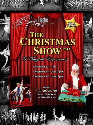 The 2013 Christmas Show at St. George Theatre