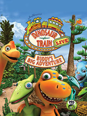 Dinosaur Train Live at Skirball Center for the Performing Arts