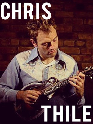 Chris Thile at Judy & Arthur Zankel Hall