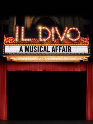 Il Divo: A Musical Affair at Marquis Theater