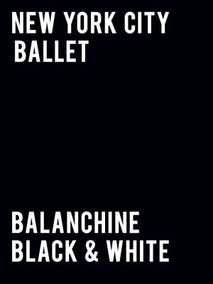 New York City Ballet: Balanchine Black  at David H Koch Theater