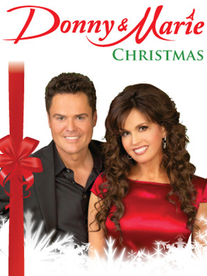 Donny and Marie - Christmas Tour at Times Union Center
