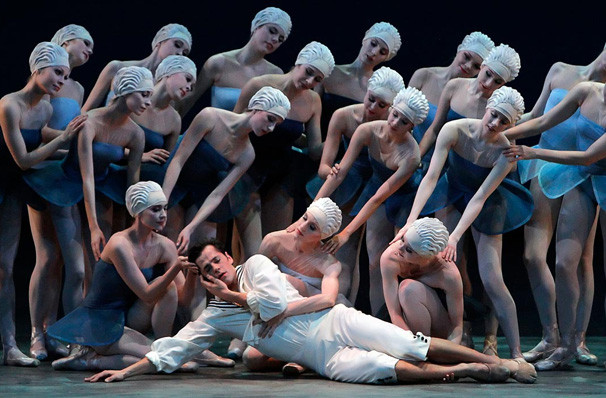 New york city ballet contemporary choreographers at david for Contemporary dance new york