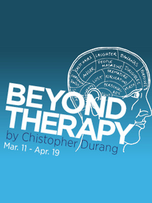 Beyond Therapy at Beckett Theatre