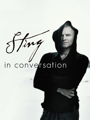 Sting in Conversation at Kaufmann Concert Hall