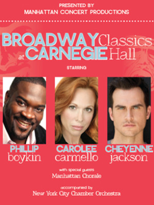 Broadway Classics at Isaac Stern Auditorium