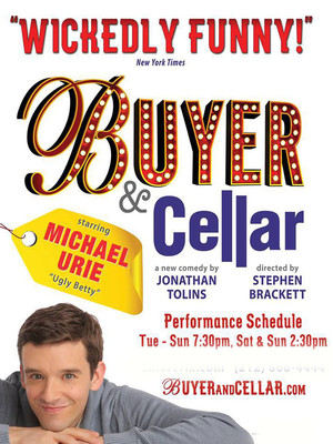 Buyer & Cellar at Barrow Street Theater