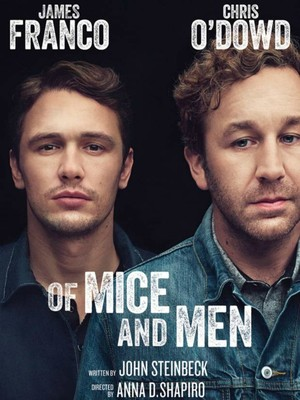Of Mice and Men at Longacre Theater