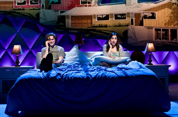 ticket theater review intimacy issues