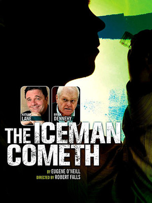 The Iceman Cometh at BAM Harvey Lichtenstein Theater