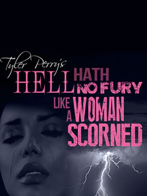 Tyler Perry's Hell Hath No Fury Like A Woman Scorned at Beacon Theater