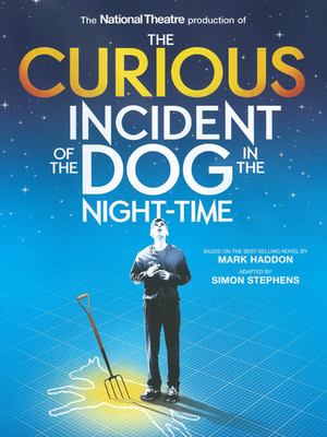 The Curious Incident of the Dog in the Night-Time at Ethel Barrymore Theater