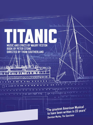 Titanic at Venue To Be Announced