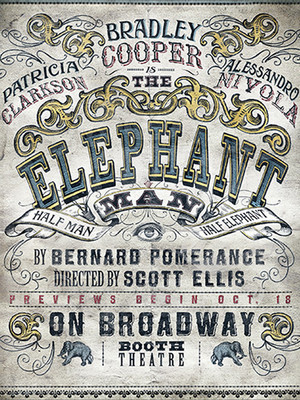 The Elephant Man at Booth Theater