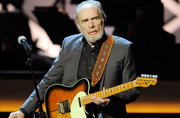 Merle Haggard On Tour Get Your Tickets From Our Box Office