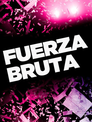 Wayra: Fuerza Bruta at Daryl Roth Theater