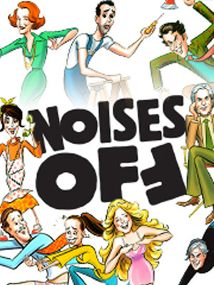 Noises Off at American Airlines Theater