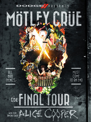 Motley Crue & Alice Cooper at Nikon