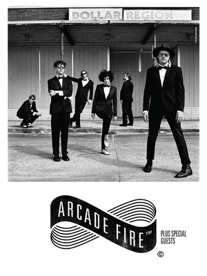 Arcade Fire at Barclays Center