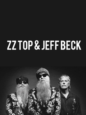 ZZ Top & Jeff Beck at Nikon