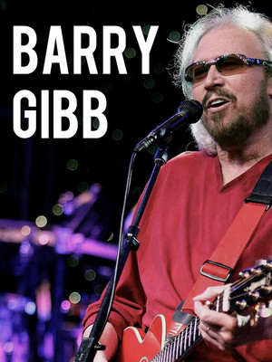 Barry Gibb at Nikon
