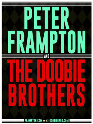 Peter Frampton & The Doobie Brothers at Nikon