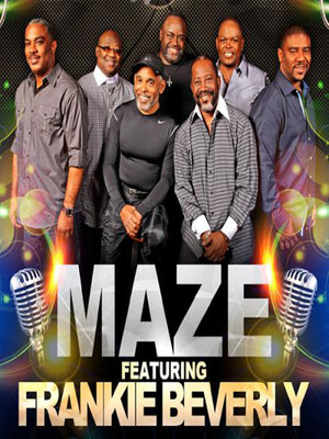Maze & Frankie Beverly at Beacon Theater