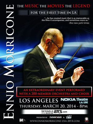 Ennio Morricone at Barclays Center