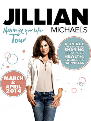 Jillian Michaels at Beacon Theater