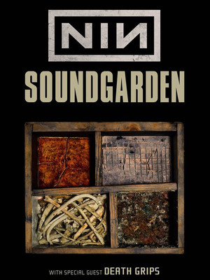 Nine Inch Nails & Soundgarden at Nikon