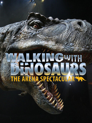 Walking with Dinosaurs at Prudential Center
