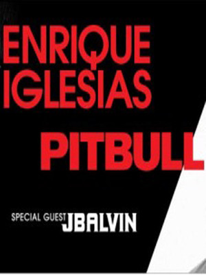 Enrique Iglesias & Pitbull at Madison Square Garden