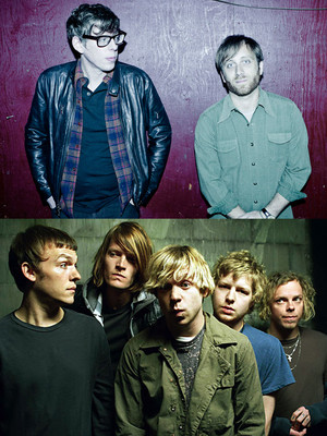 The Black Keys & Cage The Elephant at Barclays Center