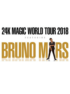 Bruno Mars at Madison Square Garden
