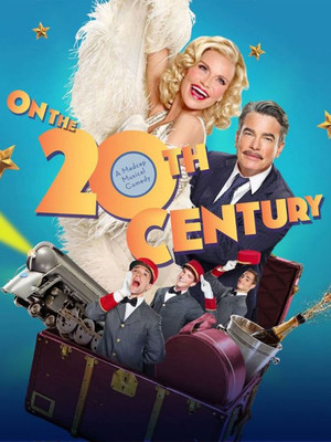 On the Twentieth Century at American Airlines Theater