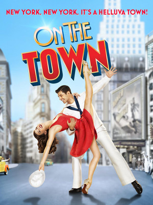 On the Town at Lyric Theatre - Broadway