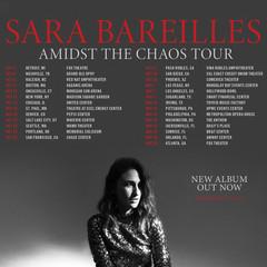 Sara Bareilles At Theater At Madison Square Garden At Madison Square Garden New York Ny