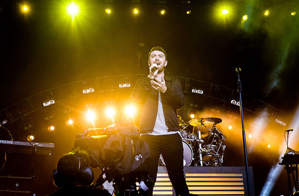 Sam smith at madison square garden new york ny tickets information reviews The killers madison square garden