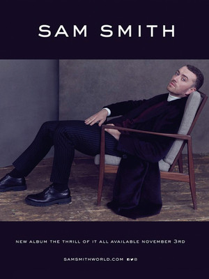 Sam Smith at Apollo Theater
