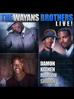The Wayans Brothers at NYCB Theatre at Westbury