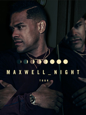 Maxwell at Prudential Center