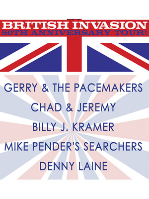British Invasion: 50th Anniversary Tour at NYCB Theatre at Westbury