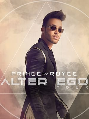 Prince Royce at Theater at Madison Square Garden