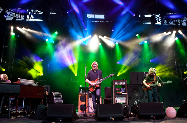 Phish On Tour Get Your Tickets From Our Box Office