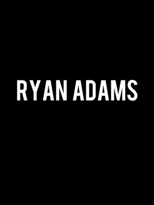 Ryan Adams at Beacon Theater